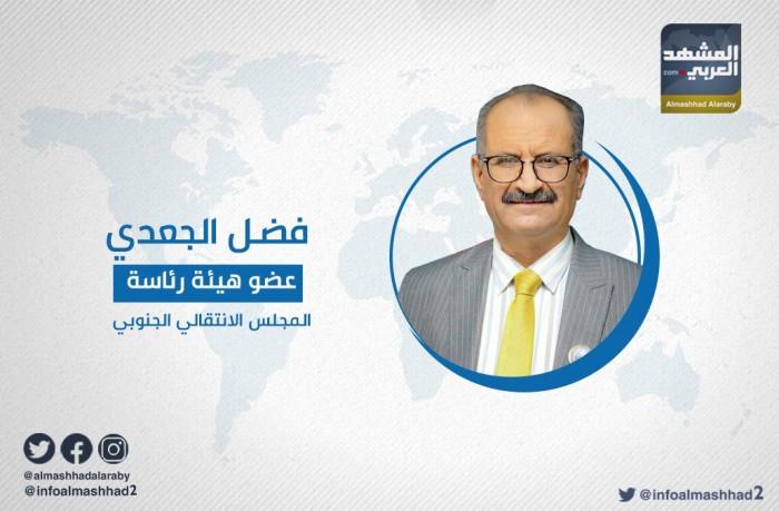 الجعدى: الشرعية لم تحاول سحب المؤسسات الهامة من أيدى الحوثى