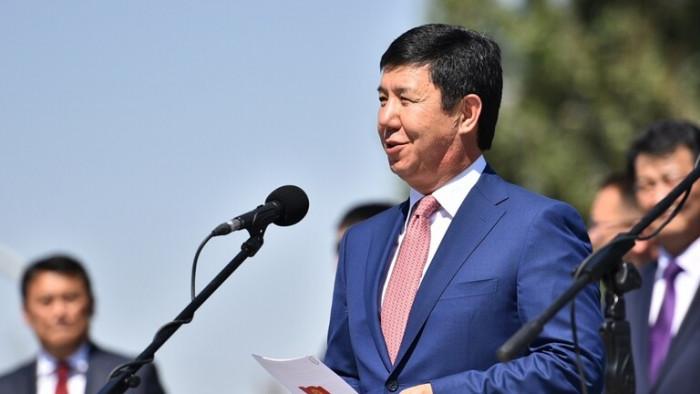اعتقال رئيس وزراء قرغيزستان السابق في قضية فساد