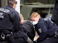 وفاة ألماني خلال مشاركته فى تظاهرة ضد قيود كورونا