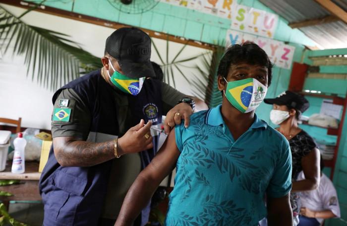 البرازيل تحتل المرتبة الثالثة في إصابات كورونا بالعالم
