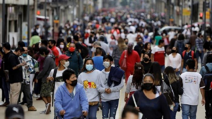 المكسيك تسجل 18911 إصابة جديدة و657 وفاة بكورونا