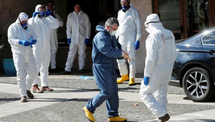 ألمانيا: 25 وفاة و3571 إصابة جديدة بكورونا