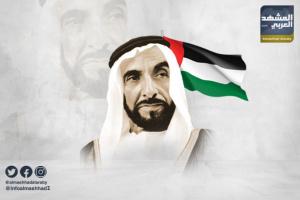 زايد الخير.. 55 عاما على تولي حكم أبوظبي (إنفوجراف)