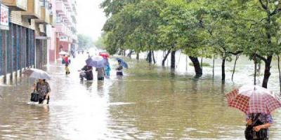 فيضانات كوريا الشمالية تجلي 5 آلاف شخص