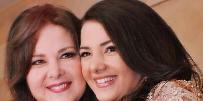 أول تعليق لدنيا سمير غانم بعد وفاة والدتها