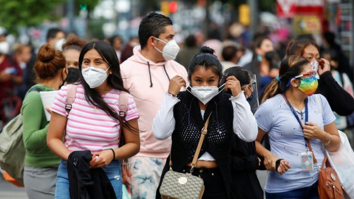 المكسيك: 603 وفيات و22758 إصابة جديدة بكورونا
