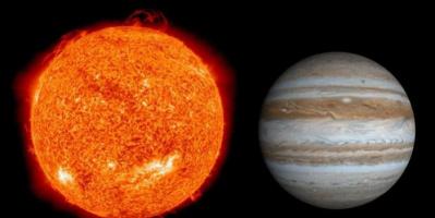 اليوم.. السعودية تشهد تقابل كوكب المشتري مع الشمس