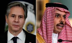 هاتفيًا.. وزيرا خارجية السعودية وأمريكا يناقشان الأوضاع في أفغانستان