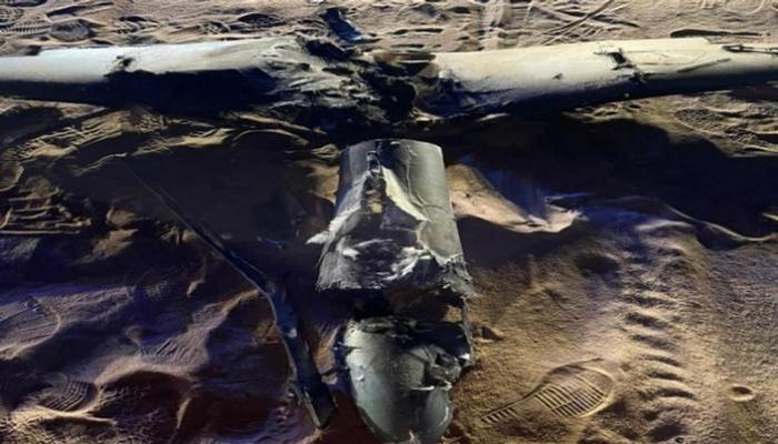 تدمير طائرة حوثية قبل وصولها إلى خميس مشيط