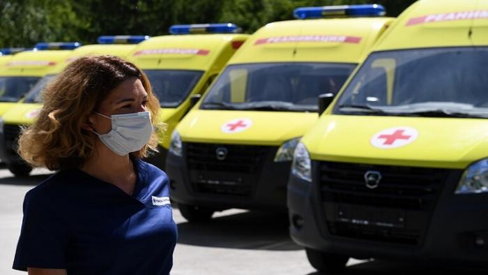 روسيا: 799 وفاة و19492 إصابة جديدة بكورونا