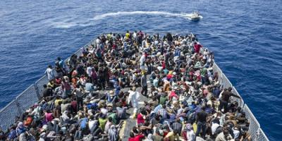 فقدان 11 شابًا مصريًا في هجرة غير شرعية لليبيا