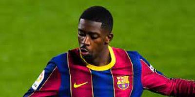 """برشلونة يقرر تجديد تعاقد ديمبيلي باعتباره """"قيمة للنادي"""""""