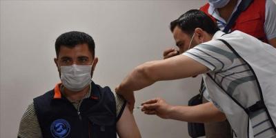لقاح كورونا.. الصحة السورية تطلق حملة لتطعيم هذه الفئة