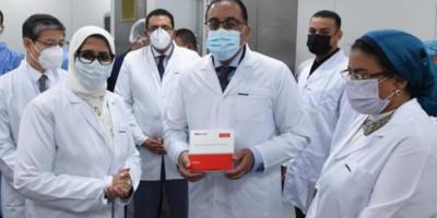 الصحة المصرية: ضخ 300 جرعة من سوفيناك الأربعاء