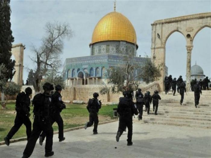 فلسطين.. عشرات المستوطنين يقتحمون الأقصى