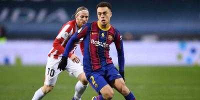 الإصابة تحرم برشلونة من ديست أمام بايرن