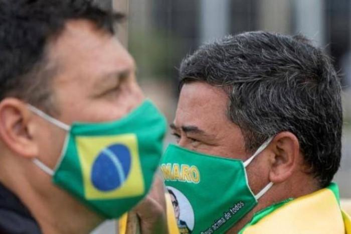 كورونا في البرازيل.. 30891 إصابة جديدة و753 وفاة