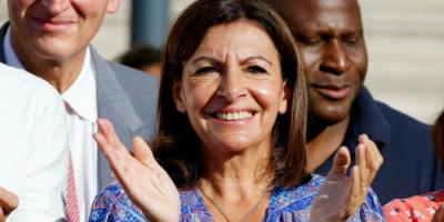 عمدة باريس تترشح لانتخابات الرئاسة الفرنسية