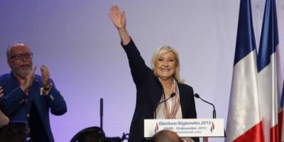 لوبان تطلق حملة لخوض انتخابات الرئاسة الفرنسية