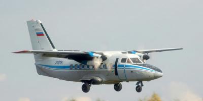 مقتل 4 في تحطم طائرة شرقي روسيا
