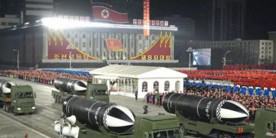 كوريا الشمالية تنجح في إطلاق صواريخ بعيدة المدى