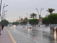 توقعات باستمرار تكوّن السحب الرعدية الممطرة بالسعودية