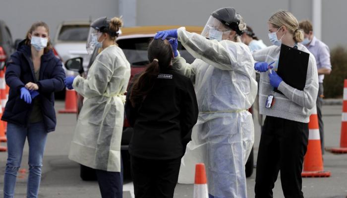 نيوزيلندا: 17 إصابة جديدة بكورونا