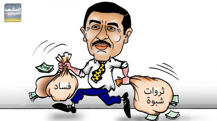 """""""انتفاضة شعبية"""".. جماهير شبوة تطالب بطرد مليشيات الإخوان"""