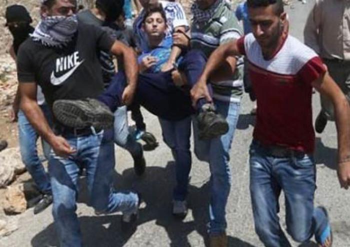 إصابة 22 فلسطينيًا برصاص الاحتلال في نابلس وبيت لحم