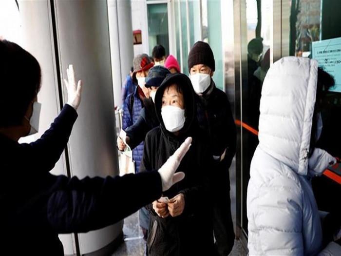 13 وفاة و2080 إصابة جديدة بكورونا في كوريا الجنوبية