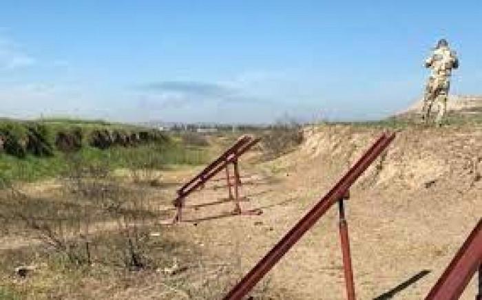قبل استهداف أحد المعسكرات.. ضبط منصة إطلاق صواريخ بالموصل