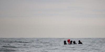 أمواج عاتية تقتل 9 أشخاص في فرنسا