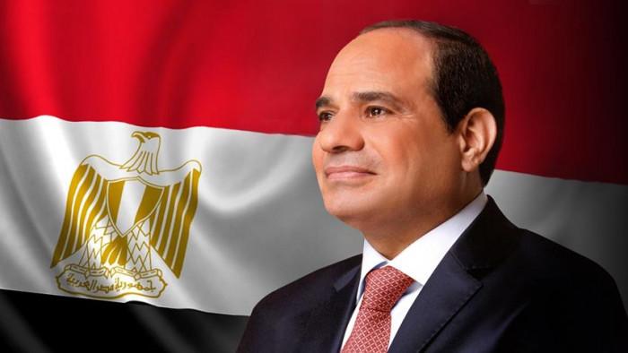 الرئيس المصري يستقبل رئيس الحكومة الليبية بالقاهرة