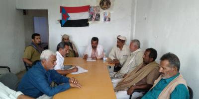 """""""انتقالي لودر"""" يبدأ تعبئة عامة لمواجهة الحوثي"""