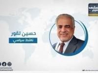 """لقور: الشرعية الإخوانية """"عصا"""" الحوثي وجنوده"""