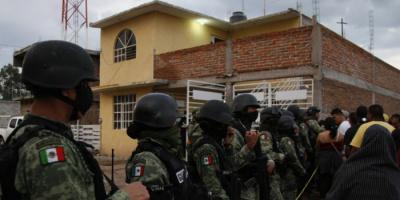 المكسيك.. مقتل 9 مسلحين على أيدي الجيش