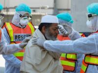 باكستان: 68 وفاة و2928 إصابة جديدة بكورونا