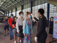 تايلاند تسجل171 وفاة و14555 إصابة جديدة بكورونا