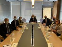 الدول الخمس تعلن دعمها المبعوث الأممي لإنهاء الصراع