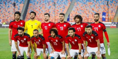منتخب مصر يستقر على ليبيريا للتجربة الودية