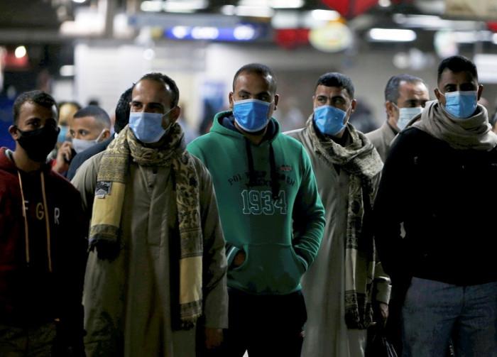 مصر تسجل 14 وفاة و588 إصابة جديدة بكورونا