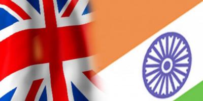 مباحثات بريطانية هندية في مجالات التجارة والدفاع