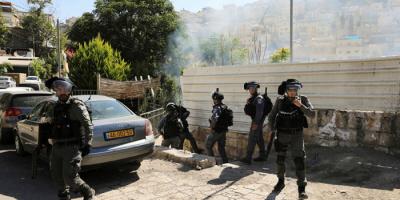 الاحتلال يعتقل أسيرين  هاربين من سجن جلبوع
