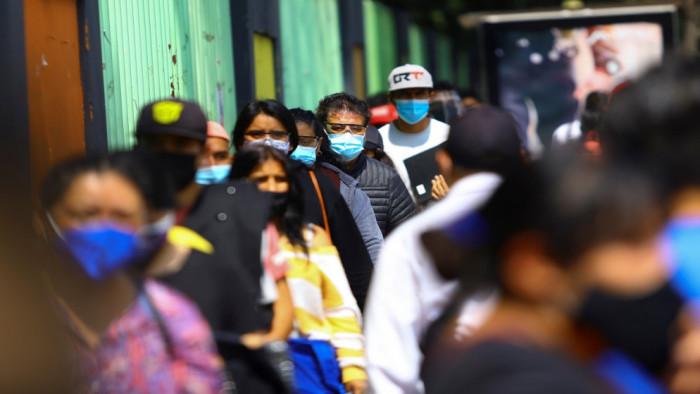 11711 إصابة جديدة و765 وفاة بكورونا في المكسيك