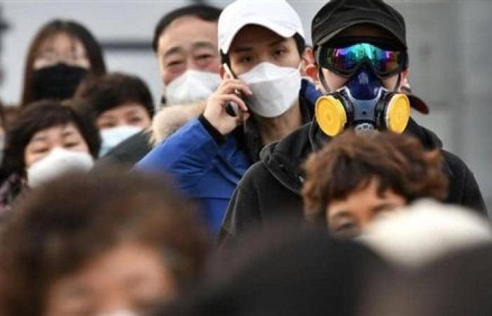 كوريا الجنوبية: 10 وفيات و1910 إصابات جديدة بكورونا
