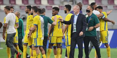 النصر يقيل مدربه البرازيلي بعد الخسارة من الاتحاد