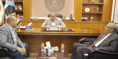 الزُبيدي: حريصون على استقرار حضرموت وطرد قوى الإرهاب