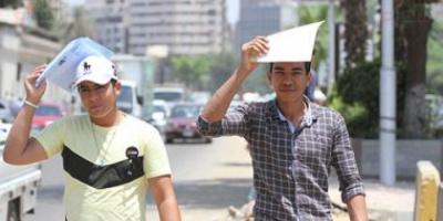 استمرار ارتفاع درجات الحرارة.. حالة الطقس بمصر