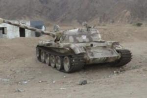 مليشيا الشرعية تخلي 5 مناطق للحوثي ببيحان