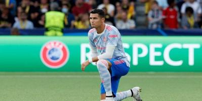 أتلتيكو مدريد يرفض التعاقد مع كريستيانو رونالدو